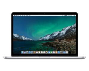 MacBook Pro 15 inch (2018)