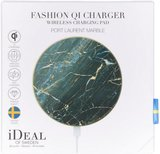 iDeal of Sweden Qi Charger Port Laurent Marble