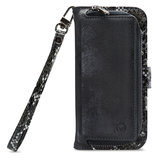 Mobilize 2in1 Gelly Wallet Zipper Case Apple iPhone XS Max Black/Snake