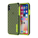 Incipio DualPro Sport Case voor Apple iPhone X/Xs (smoke/volt)_