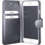 JT Berlin LeatherBook Style voor de iPhone 8 Plus/ 7 Plus (zwart)_