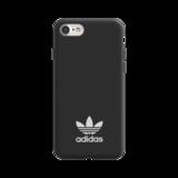 Adidas Originals Basic Logo Case (zwart) voor iPhone 7_