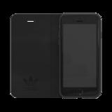 Adidas Originals TPU booklet case (zwart) voor iPhone 7 / 8 / 6/ 6s_