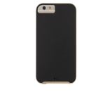 Case-Mate Slim Tough Case Black Gold voor iPhone 6_