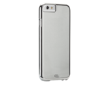 Case-Mate Barely There case Silver