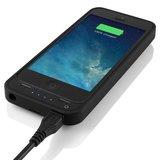 Incipio offGRID Express 2000 mAh Batterij Case Black voor iPhone 5 / 5s / 5SE_