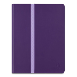 "Belkin Cinema Stripe Cover Paars voor iPad Air 2, iPad Air & Ipad 9.7"" _"