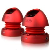 X-Mini Max V1.1 Capsule Stereo Speaker Red_