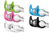 Earhoox for Earbuds Hot Pink_