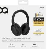 XQISIT Bluetooth koptelefoon ANC OE400 (zwart)_