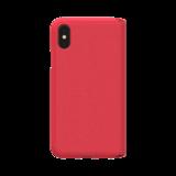 Adidas Booklet Case voor de iPhone X / Xs (rood) _