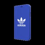 Adidas Booklet Case voor de iPhone X / Xs (blauw) _