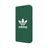 Adidas Booklet Case voor de iPhone X / Xs (groen) _