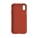 Adidas SP Solo Case Rood voor iPhone X/Xs_