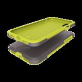 Adidas SP Solo Case Groen voor iPhone X/Xs_