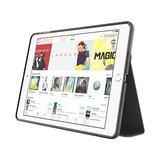 Incipio - Octane Folio Case for Apple iPad Air 2 - Black