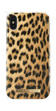 iDeal of Sweden Fashion Back Case Wild Leopard voor iPhone Xs Max