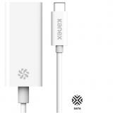 Kanex USB-C naar gigabit Ethernet-adapter