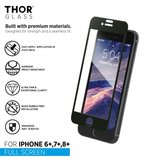 THOR Glass Full Screen for iPhone 6/7/8 Plus black