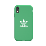 Adidas OR Moulded case CANVAS (groen) voor iPhone Xr_