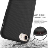 JT Berlin BackCase Pankow Soft voor iPhone 7 / 8 (zwart)_