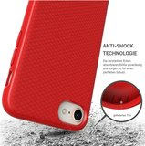 JT Berlin BackCase Pankow Soft voor iPhone 7 / 8 (rood)_