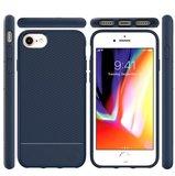 JT Berlin BackCase Pankow Soft voor iPhone 7 / 8 (blauw)_