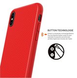 JT Berlin BackCase Pankow Soft voor iPhone X / XS (rood)_