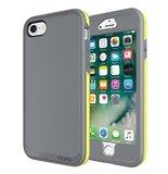 Incipio Performance Series Case [Max] voor Apple iPhone 7 / 8. Hoes Grijs, Geel_