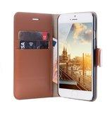 JT Berlin LeatherBook Style voor de iPhone 6 / 6s (cognac)_