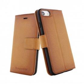 bugatti Zurigo BURNISHED for iPhone 6/6S/7/8 cognac