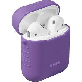 Laut POD Slim Silicon Case for AirPods violet