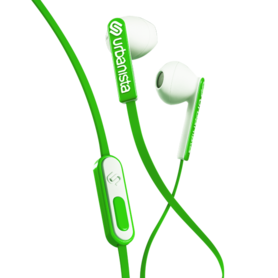 Urbanista San Francisco Crispy Apple headset (groen)