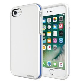 Incipio Performance Series Ultra Apple iPhone 7 / 8 Hoes Blauw, Wit