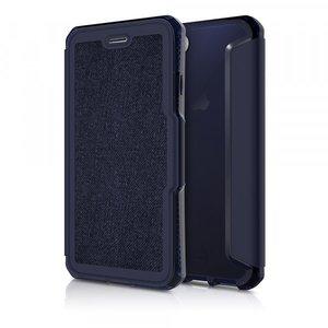 Itskins Spectra Book Case Jeans Blauw voor iPhone 7 / 8