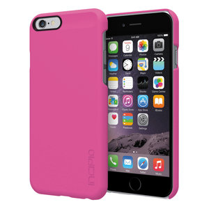 Incipio Feather Ultra Thin Snap-On Case voor iPhone 6/6s Pink