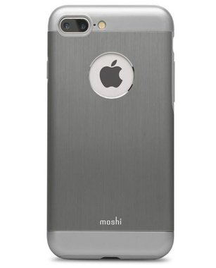 Moshi iPhone 8 Plus | 7 Plus iGlaze Armour Case Gunmetal Gray