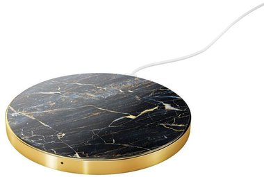 iDeal of Sweden Wireless Charger Fashion Qi Port Laurent Marble