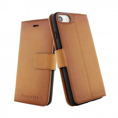 bugatti Zurigo BURNISHED for iPhone 6/6S/7/8 cognac