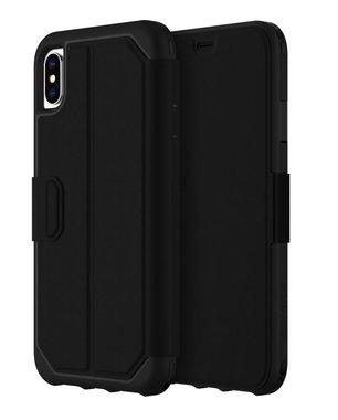 Griffin Survivor Strong Wallet voor Apple iPhone Xs Max, zwart