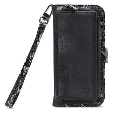 Mobilize 2in1 Gelly Wallet Zipper Case Apple iPhone 6/6S/7/8 Plus Black/Snake
