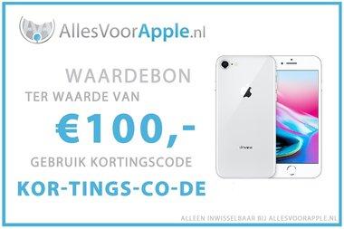 AllesVoorApple.nl €100,- Cadeaubon