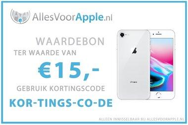 AllesVoorApple.nl €15,- Cadeaubon