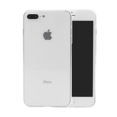 Honju TPU Cover voor Apple iPhone 8 & 7 Plus (transparant)