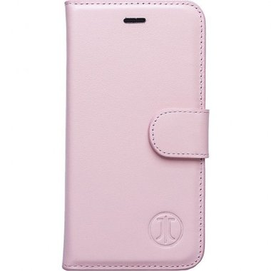 JT Berlin LeatherBook Style voor de iPhone 8 Plus/ 7 Plus (roze)