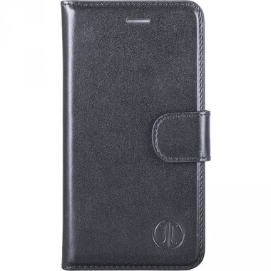 JT Berlin LeatherBook Style voor de iPhone 8 Plus/ 7 Plus (zwart)