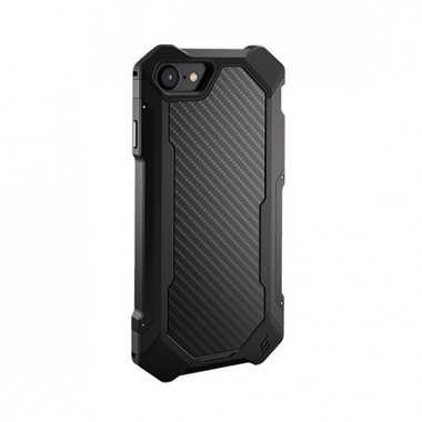 Element Case SECTOR (zwart) voor iPhone 7 en 8