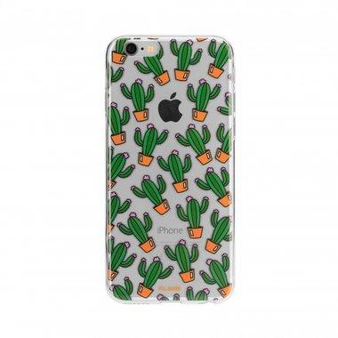 FLAVR iPlate Cactuses beschermcase voor de iPhone 6 / 6s / 7 / 8