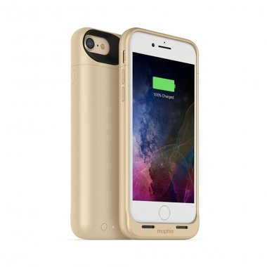 Mophie Juice Pack Air 2525 mAh Case (goud) iPhone 7
