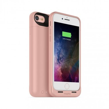 Mophie Juice Pack Air 2525 mAh Case (roze goud) iPhone 7